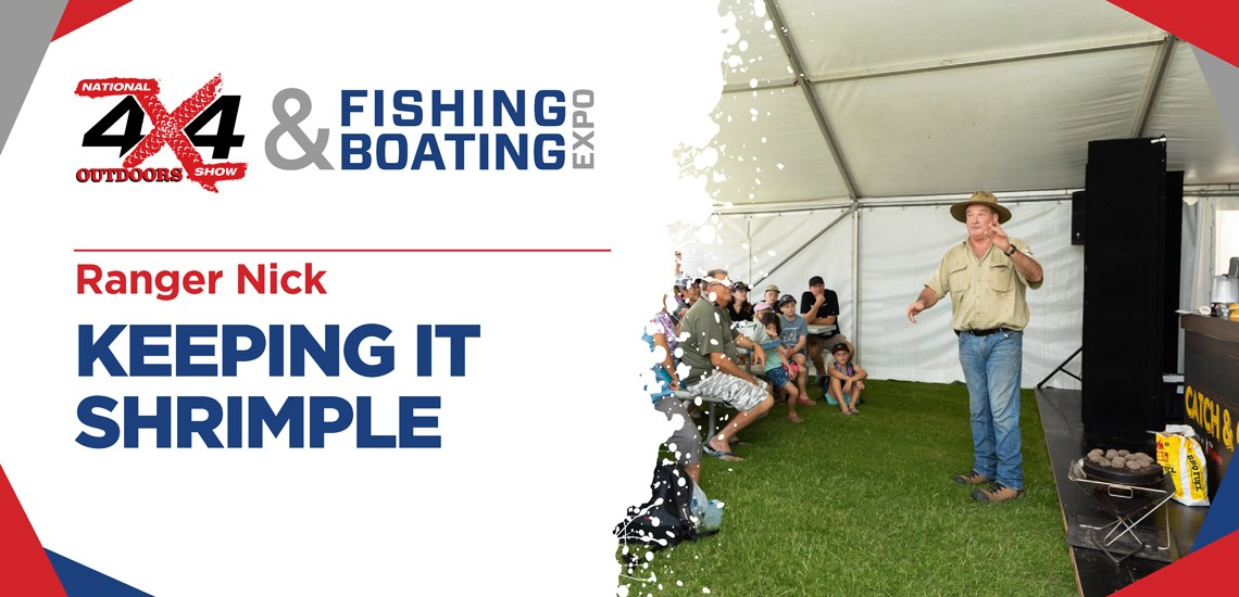 4x4 National Outdoor Show Boating & Fishing with Ranger Nick