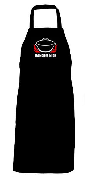 Ranger Nick full length Apron
