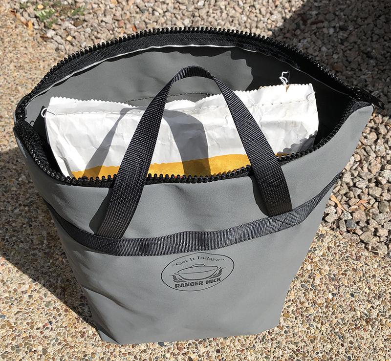 BBQ Fuel Carry Bag