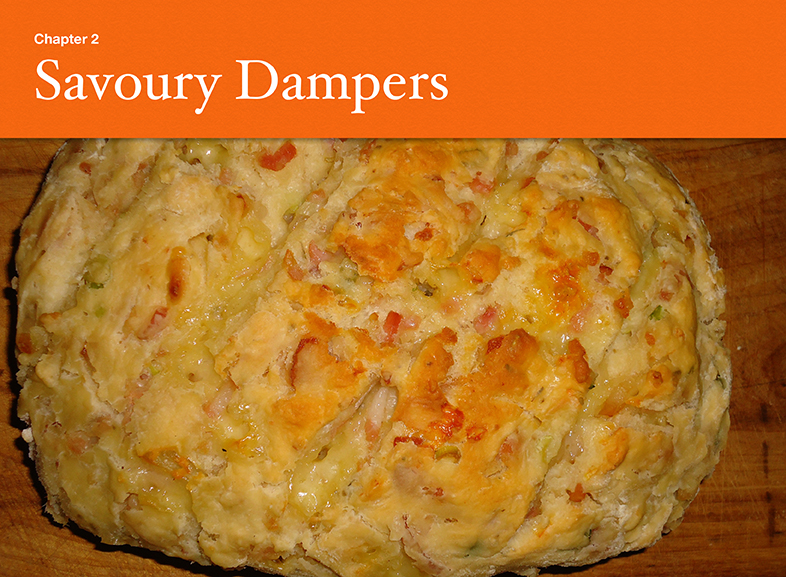 Savoury Dampers