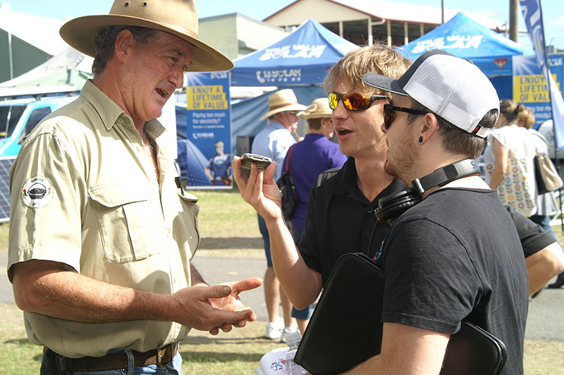 Sea FM Interview with Ranger Nick